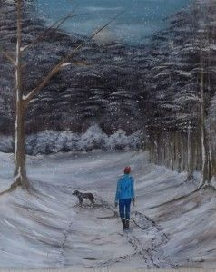 """Evening Walk"" by James Lancaster"