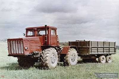 LANGEO.ORG: Список тракторов с фотографиями.
