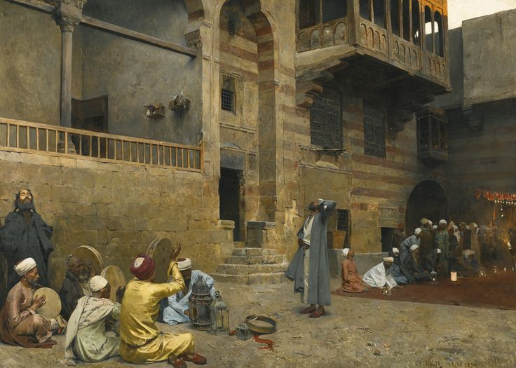 wilda, charles a mystic, cairo | genre scene | sotheby's l16100lot8d2z5en