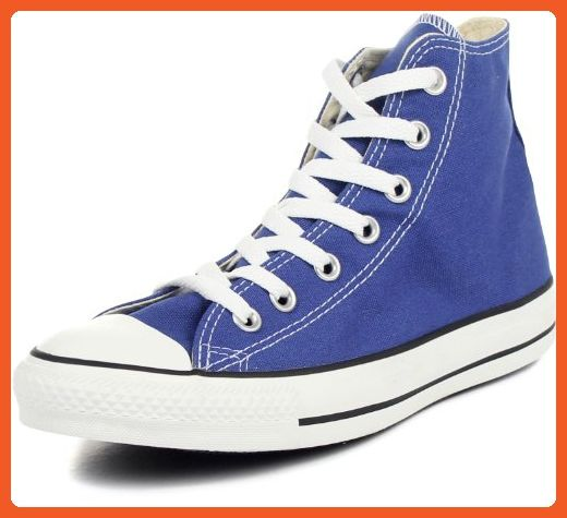 Converse Chuck Taylor All Star High Top Sneakers Deep Ultramarine 4 M US