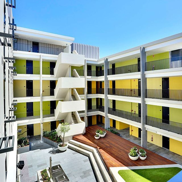 A great picture of one of our newly completed projects. The student accommodation is located in the centre of Glebe. We would like to thank Ganellen for using our engineered coatings, and Sydney Wide Renderers for a great job on application.  #great #render #project #architecture #archilovers #architecturelovers #architect #design #designer #thursday #art #astec #paints #sydney #construction #living #picoftheday #thankful #blessed #highend #lovethiscity #student #apartments #luxury #morning…