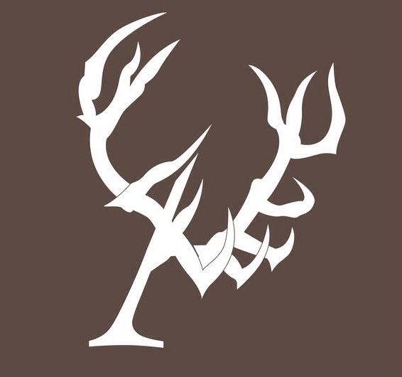 early logo concept for Antler Anarchy by Inkling About Design www.inklingaboutdesign.com