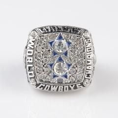 1977 Super Bowl Replica Dallas Cowboys Championship Ring