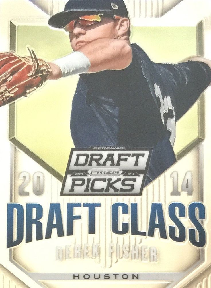 2014 Panini Prizm Perennial Draft Picks Draft Class #35 Derek Fisher