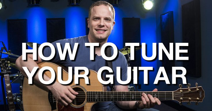 In this beginner guitar lesson you are going to learn how to tune your guitar. We will go over some guitar tuning theory and tips, how to use an electronic tuner to tune your guitar, and how to tune your guitar by ear.