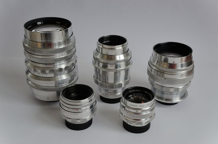 Legacy lenses restoration