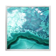 Picture it on Canvas Macro Gemstones Framed Graphic Art