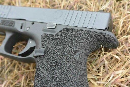 Stippled Glock