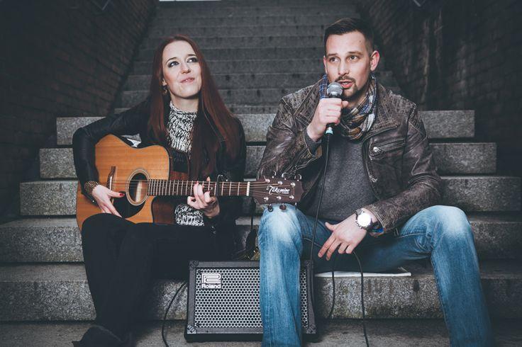 Musikershooting in München.  #Musik #Duo #Band  www.lichtverliebt.de