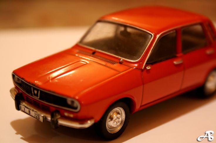 Dacia 1300. Made in P.R.C