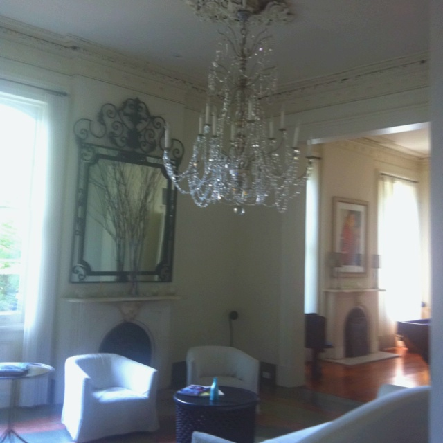 Fab Living Room In New Orleans
