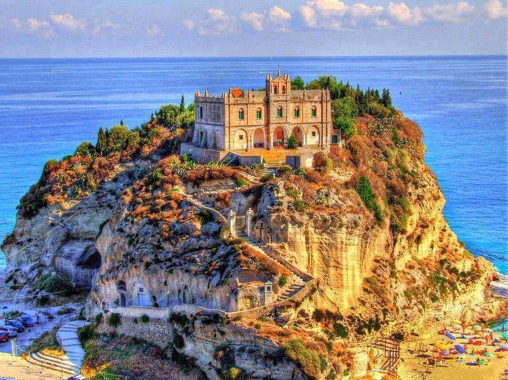 | Marina dell'Isola | #Tropea |  www.volamondo.it