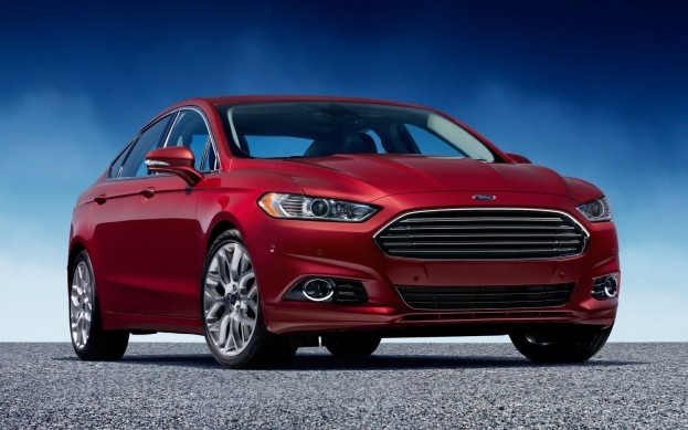 Ford makes the popular SYNC system standard on the 2013 Fusion and Flex models.