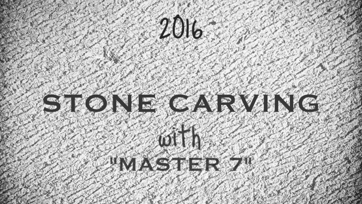 STONE CARVING with Master (7) - Fremantle Art Studios - Fremantle - Western Australia - YouTube