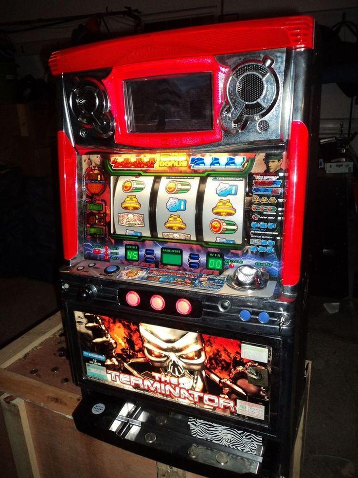 Universal hanabi slot machine