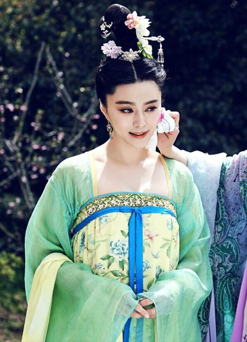 how to make the empress of china clothing