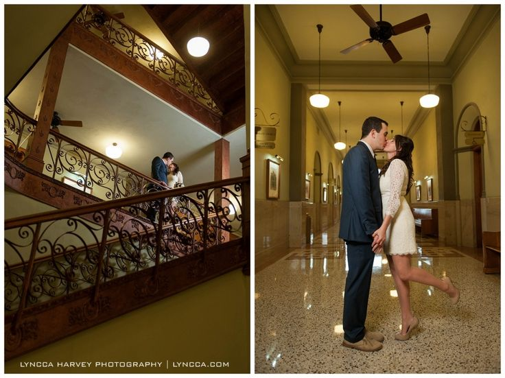 Fort Worth Courthouse Wedding | Lyncca Harvey Photography | Elopement Wedding