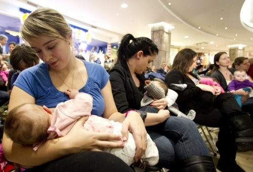 Breastfeeding may reduce risk of ovarian cancer by up to 91%