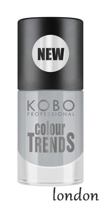 KOBO Professional NOWOŚĆ - lakiery do paznokci Colour Trends