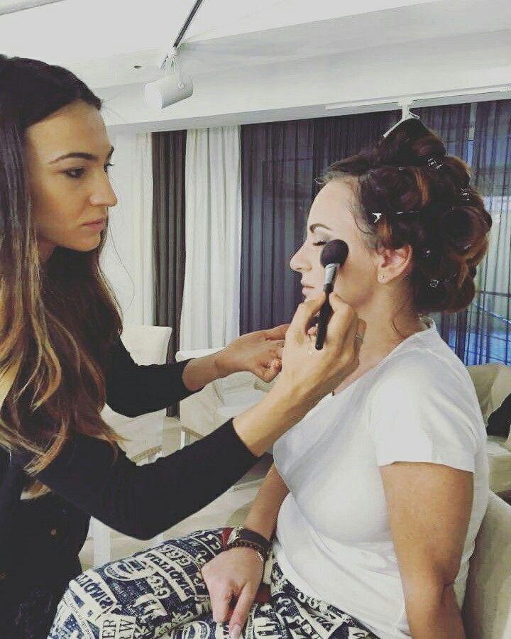 makeup Brasov Beauty Lounge Cristina Camarzan