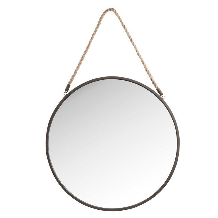 Spiegel BLAKE RUSTY aus Metall, D ...
