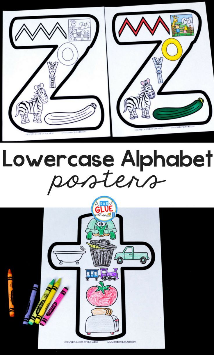 Are Your Students Learning How To Distinguish Between Uppercase And Lowercase Letters They Will Absolutely