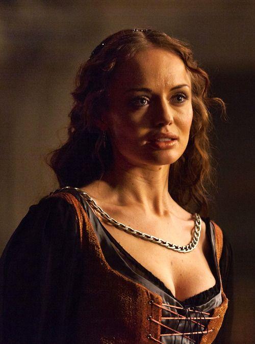 Laura Haddock as Lucrezia Donati in Da Vinci's Demons (TV Series, 2013).