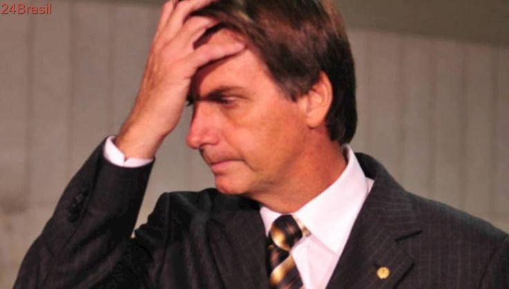Bolsonaro ataca jornalista e vira motivo de piada