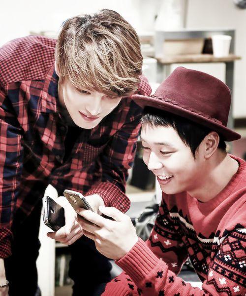 Jaejoong and Yoochun
