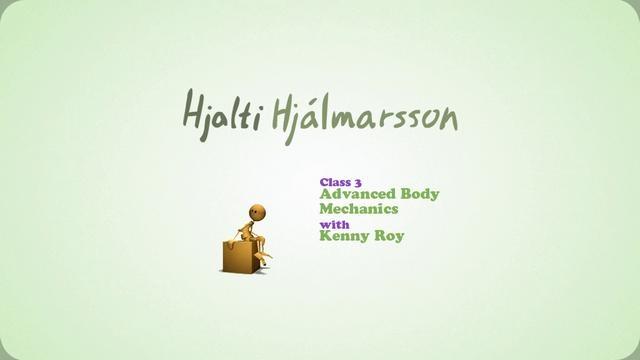 Animation Mentor - Class 3 by Hjalti Hjálmarsson. Animation Mentor