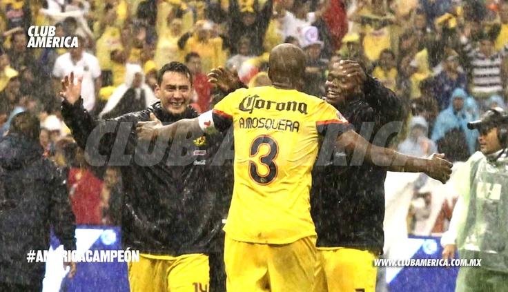 América Campeón Galería | Club América - Sitio Oficial
