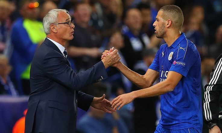Ranieri delighted at second CL win = Leicester City manager Claudio Ranieri was extremely pleased that his side picked up a 1-0 win over FC Porto in their first ever home game in the Champions League on Tuesday.  Islam Slimani scored the lone goal of.....