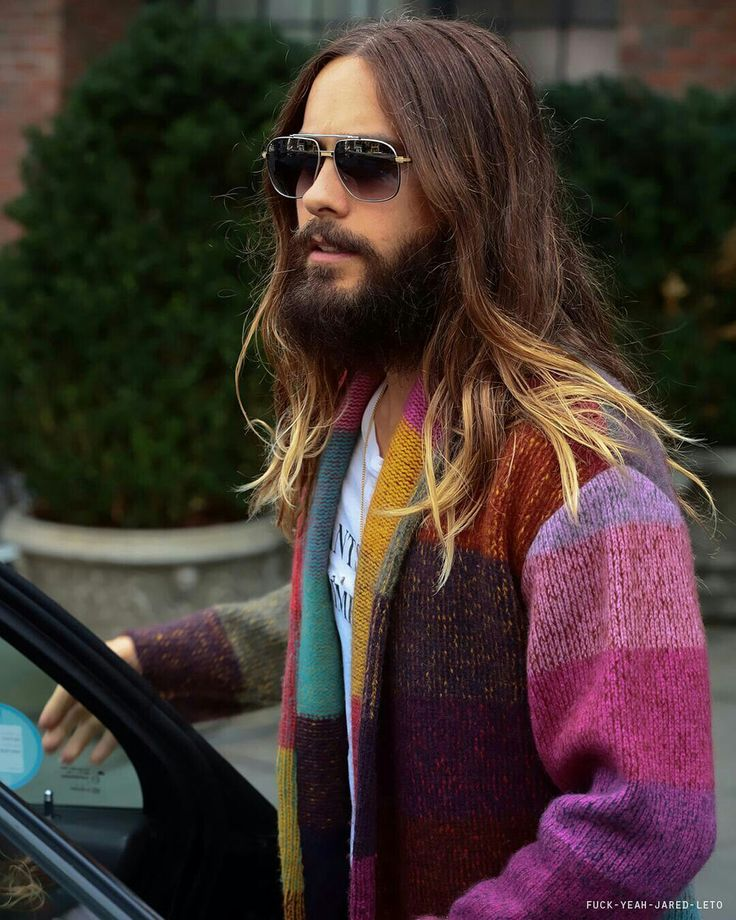 You are so good sweetie Jared leto.