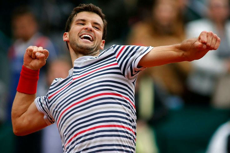 Tennis Moods: Dimitrov Storms to Victory in Rainy Bucharest