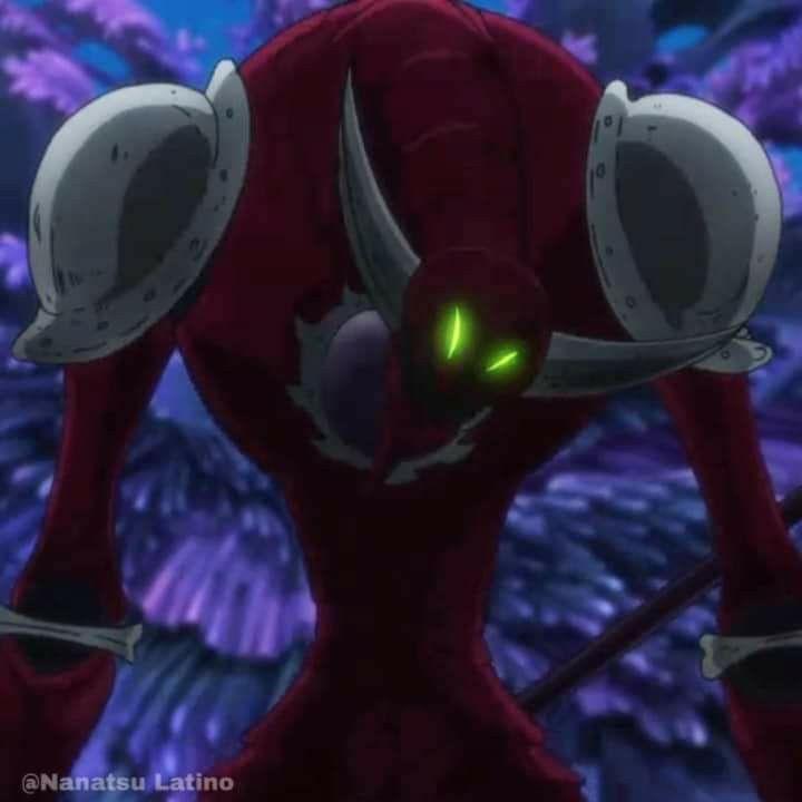Los 10 Mandamientos Nanatsu Nanatsu No Taizai Personagens Sete Pecados Capitais