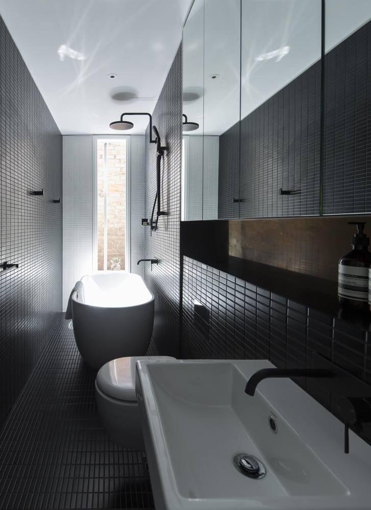 gallery of llewellyn house studioplusthree 6 - Small House Bathroom Design