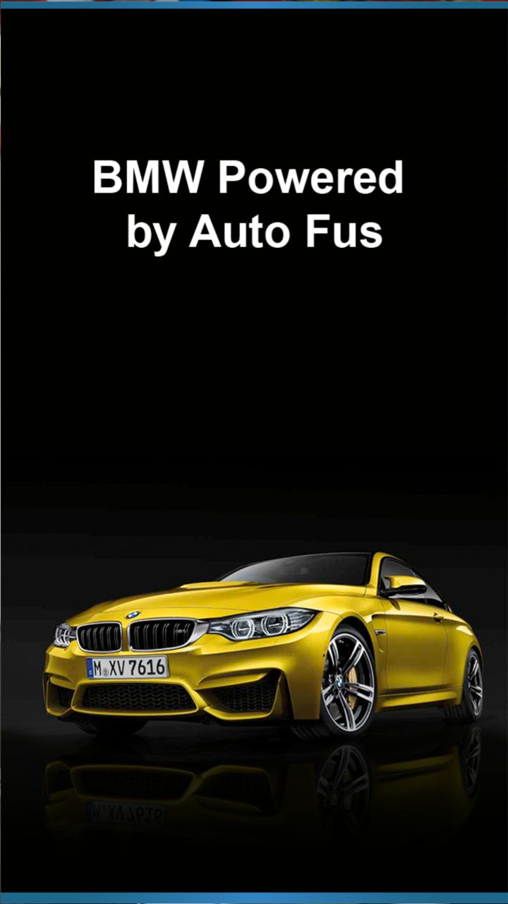 #BMW #dealerapp #dealership #iOS #Android #spalshscreen #intro