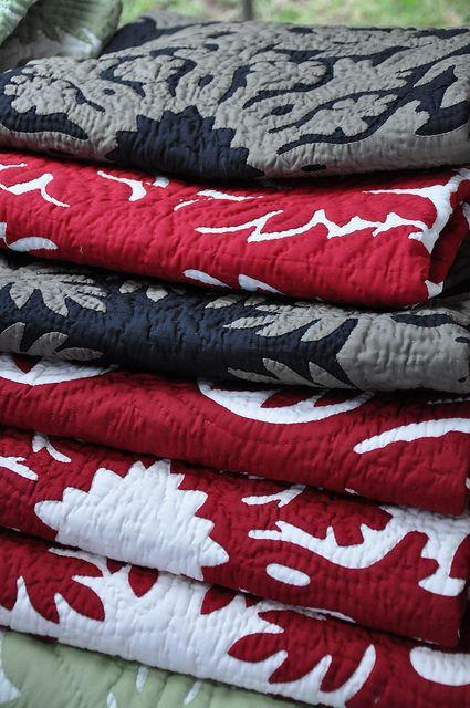 Hawaiian quilts~