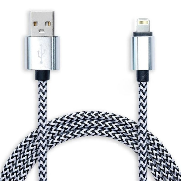 95cm Woven Design Data Sync Charging Cable For Iphone Retractable Iphone Cable Ideas Of Retractable Iphone Ca Iphone Cord Iphone Cable Apple Charger Cord