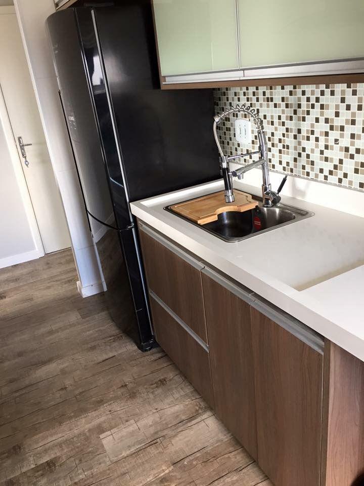 25 piso vinilico cozinha for Piso 0 salas de estudo e atl