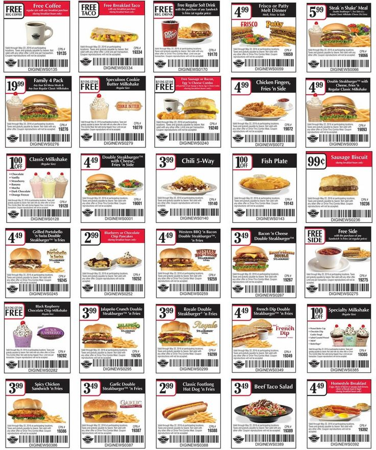 Steak and shake coupons june 2019