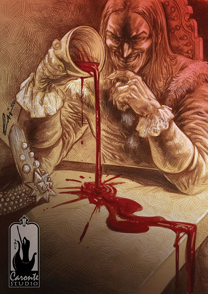 bram stokers immortalization of the dracula in vlad iii Vlad the impaler: history & inspiration of if any the story of vlad iii influenced bram stoker's creation the impaler: history & inspiration of dracula.