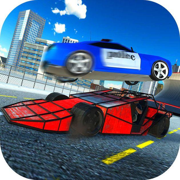 #NEW #iOS #APP furious ramp car City Racing - Waseem Ahmad