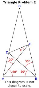 World's Hardest Easy Geometry Problem