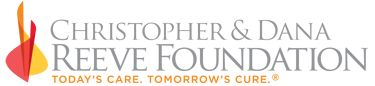 Christopher & Dana Reeve Foundation. Today's care. Tomorrow's cure. MISSION STATEMENT: The Reeve Foundation is dedicated to curing spinal cord injury by funding innovative research, and improving the quality of life for people living with paralysis through grants, information and advocacy.