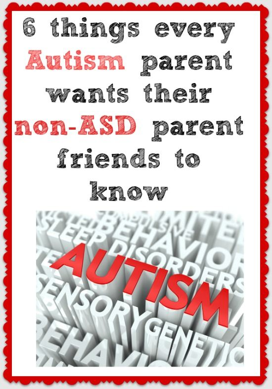 autism and the new parent Parent personal statements of their observations from phase i/ii randomized   we have been working hard, trying every new treatment for autism that seemed.