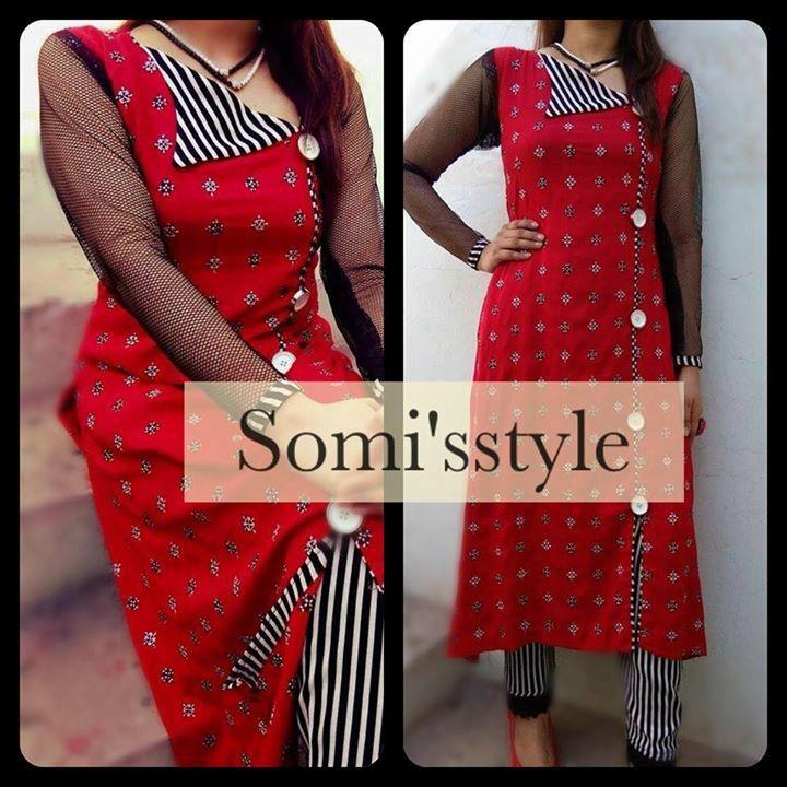 316 best ◢✻salwar kameez✻◣ images on Pinterest | Indian wear ...
