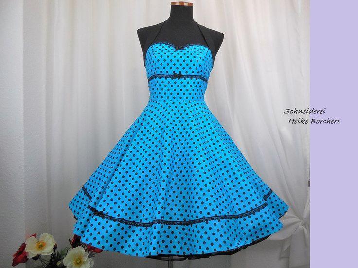 Petticoatkleid Nicole, Tanzkleid,50er Jahre Kleid,Konfirmationskleid, Jugendweihekleid,Kleid,Rockabillykleid,Standesamtkleid, von FiftiesFashion auf Etsy