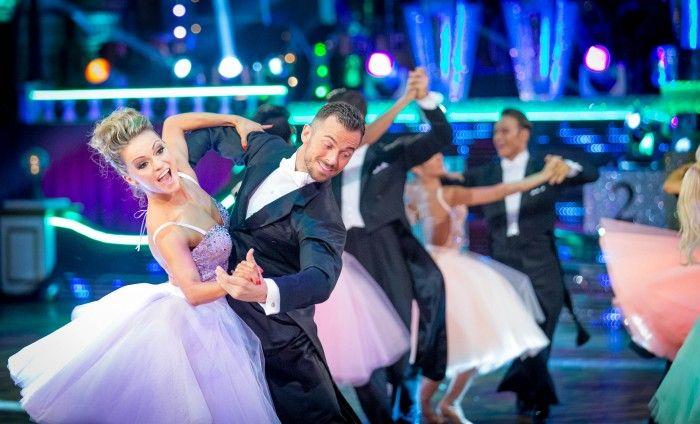 Ola Jordan and Artem Chigvinstev - Strictly Come Dancing 2013 - Blackpool - Results Show