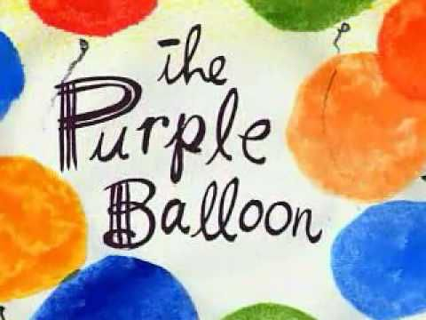 The Purple Balloon - YouTube